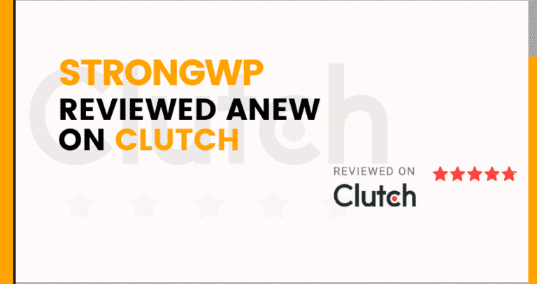 StrongWP Reviewed Anew on Clutch